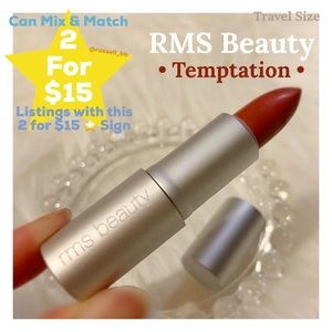MS Beauty • Wild With Desire Lipstick Temptation